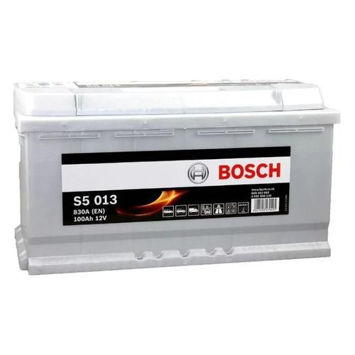 Аккумлятор автом. Bosch S5 Silver PLUS 100Aч 830A (600 402 083 S50 130)