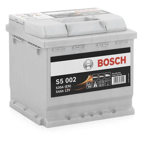 Аккумулятор автомобильный BOSCH S5 Silver PLUS 54Ач 530A [554 400 053 s50 020]