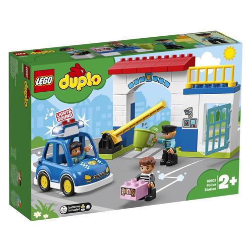 Конструктор Lego Duplo Полицейский участок, 10902