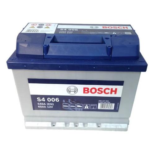 Аккумулятор автомобильный BOSCH S4 Silver 60Ач 560A [0092s40060]