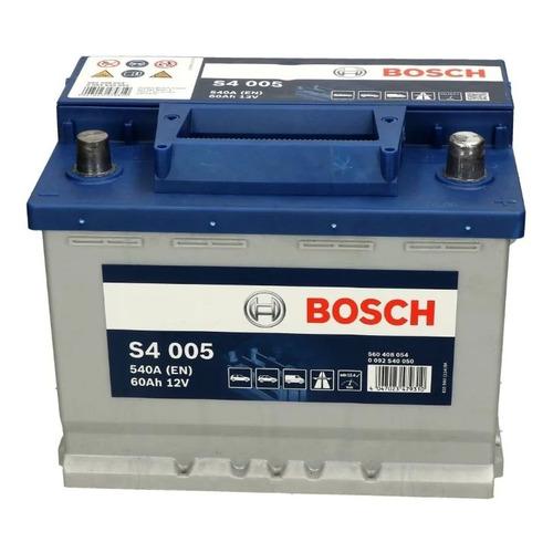 Аккумулятор автомобильный BOSCH S4 Silver 60Ач 540A [560 408 054 s40 050]