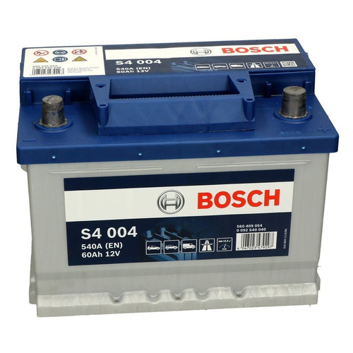 Аккумулятор автомобильный BOSCH S4 Silver 60Ач 540A [560 409 054 s40 040]