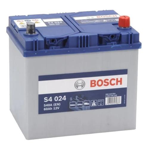 Аккумулятор автомобильный BOSCH S4 Silver 60Ач 540A [560 410 054 s40 240]