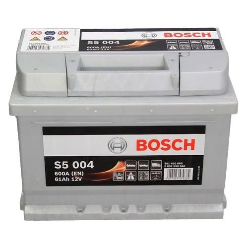Аккумулятор автомобильный BOSCH S5 Silver PLUS 61Ач 600A [561 400 060 s50 040]