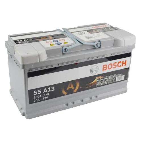 Аккумлятор автом. Bosch S5 AGM 95Aч 850A (595 901 085 S5A 130)