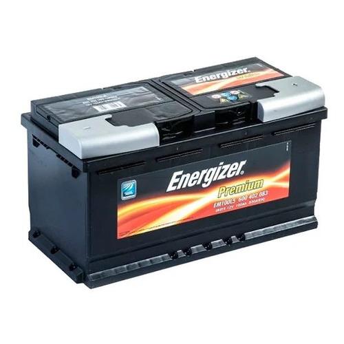 Аккумулятор автомобильный ENERGIZER Premium 100Ач 830A [600 402 083 em100l5]