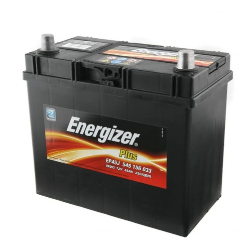 Аккумулятор автомобильный ENERGIZER Plus 45Ач 330A [545 156 033 ep45j]