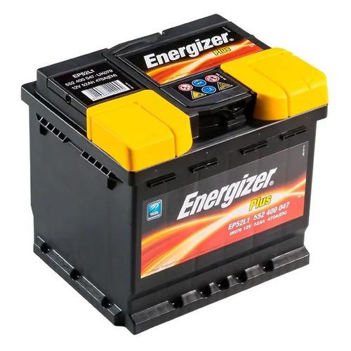 Аккумулятор автомобильный ENERGIZER Plus 52Ач 470A [552 400 047 ep52l1]
