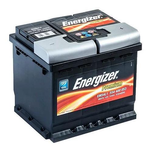 Фото - Аккумулятор автомобильный ENERGIZER Premium 54Ач 530A [554 400 053 em54l1] аккумулятор автомобильный energizer plus 56ач 480a [556 400 048 el2480]