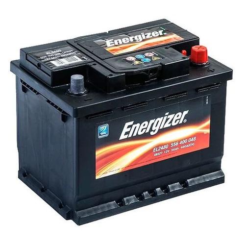 Фото - Аккумулятор автомобильный ENERGIZER Plus 56Ач 480A [556 400 048 el2480] аккумулятор автомобильный energizer plus 56ач 480a [556 400 048 el2480]