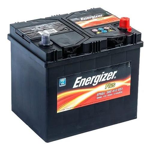 Аккумлятор автом. Energizer Plus 60Aч 510A (560 412 051 EP60J)