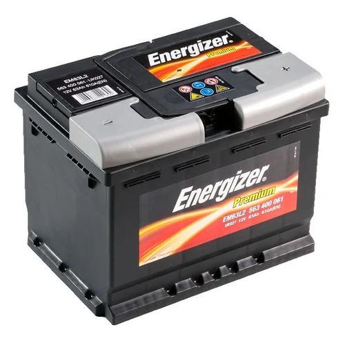 Фото - Аккумулятор автомобильный ENERGIZER Premium 63Ач 610A [563 400 061 em63l2] аккумулятор автомобильный energizer plus 56ач 480a [556 400 048 el2480]