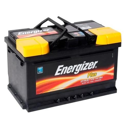 Фото - Аккумулятор автомобильный ENERGIZER Plus 70Ач 640A [570 144 064 ep70lb3] аккумулятор автомобильный energizer plus 56ач 480a [556 400 048 el2480]