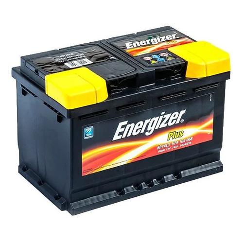 Аккумлятор автом. Energizer Plus 74Aч 680A (574 104 068 EP74L3)