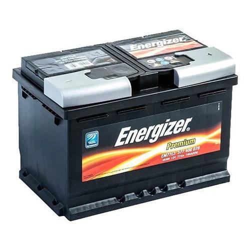 Фото - Аккумулятор автомобильный ENERGIZER Premium 77Ач 780A [577 400 078 em77l3] аккумулятор автомобильный energizer plus 56ач 480a [556 400 048 el2480]