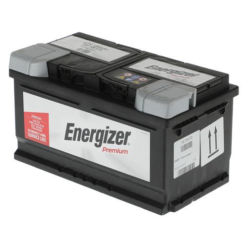 Аккумулятор автомобильный ENERGIZER Premium 80Ач 740A [580 406 074 em80lb4]