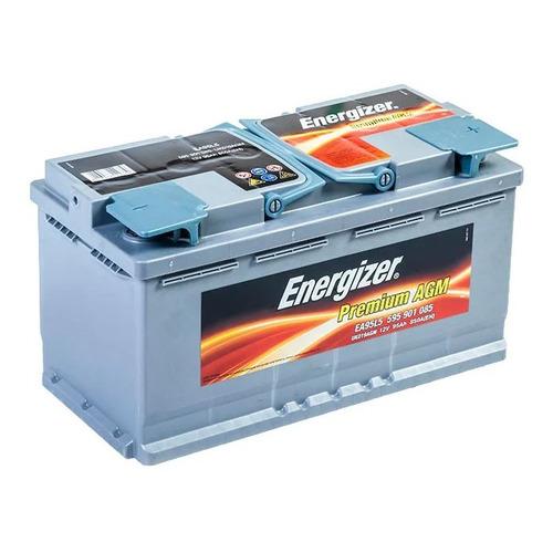Аккумулятор автомобильный ENERGIZER Premium AGM 95Ач 850A [595 901 085 ea95l5]