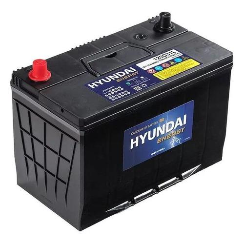 Аккумулятор автомобильный HYUNDAI CMF 105Ач 850A [125d31l]