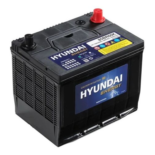 Аккумулятор автомобильный HYUNDAI CMF 55Ач 550A [85br60k]