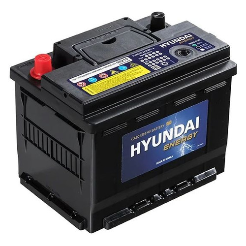 Аккумулятор автомобильный HYUNDAI CMF 62Ач 580A [56219]