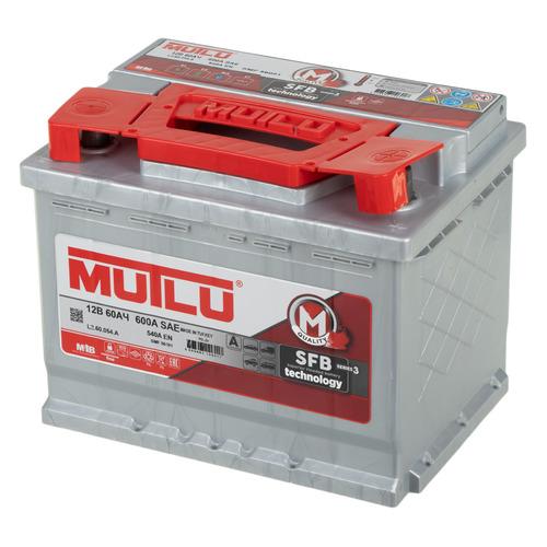 Аккумулятор автомобильный MUTLU SFB 3 60Ач 540A [l2.60.054.a]