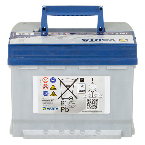 Аккумулятор автомобильный VARTA Blue Dynamic 60Ач 540A [560 127 054 d43]