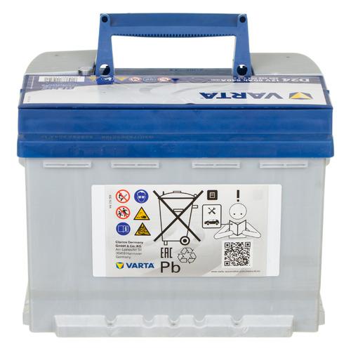 Аккумулятор автомобильный VARTA Blue Dynamic 60Ач 540A [560 408 054 d24]