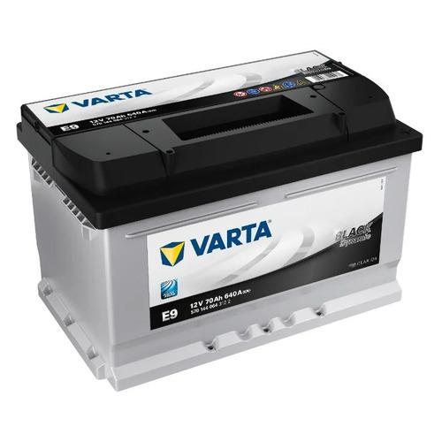 Аккумулятор автомобильный VARTA Black Dynamic 70Ач 640A [570 144 064 e9]