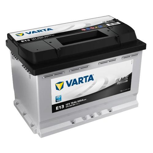 Аккумулятор автомобильный VARTA Black Dynamic 70Ач 640A [570 409 064 e13]