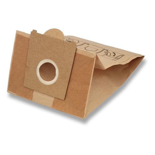 Пылесборники TOPPERR BS 2, бумажные, для пылесосов BOSCH, SIEMENS, KARCHER пылесборники синтетические topperr bs 20 4шт 1 фильтр для bosch siemens