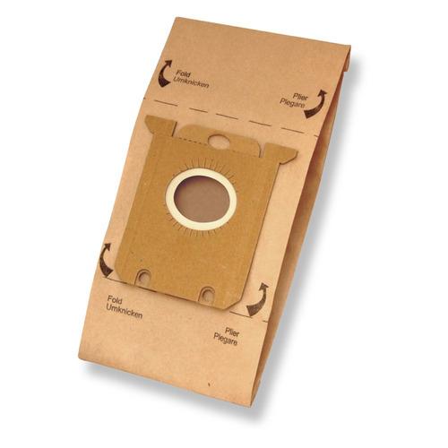 Фото - Пылесборники TOPPERR EX 1, бумажные, для пылесосов AEG, BORK, ELECTROLUX, PHILIPS, ZANUSSI фильтр topperr fex 2 electrolux philips zanussi aeg ef17 fc8030 1164
