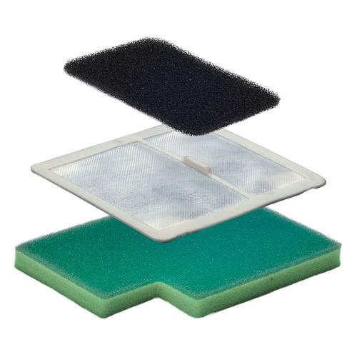 Набор фильтров TOPPERR FLG 89, для пылесосов LG серий Kompressor набор фильтров topperr flg 75 для lg electronics