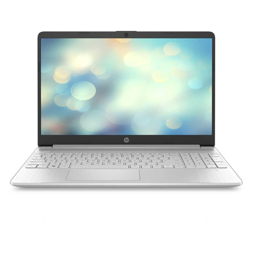 "Ноутбук HP 15s-eq0078ur, 15.6"", IPS, AMD Ryzen 5 3500U 2.1ГГц, 8ГБ, 128ГБ SSD, AMD Radeon Vega 8, Free DOS 3.0, 2L2T1EA, серебристый"
