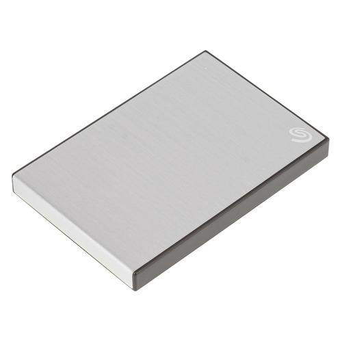 Фото - Внешний диск HDD SEAGATE One Touch STKB1000401, 1ТБ, серебристый внешний hdd seagate original one touch 5tb stkc5000401 серебристый