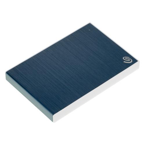 Фото - Внешний диск HDD SEAGATE One Touch STKB1000402, 1ТБ, голубой внешний hdd seagate one touch 1 tb голубой