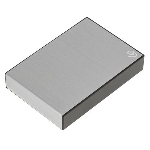 Фото - Внешний диск HDD SEAGATE One Touch STKC4000401, 4ТБ, серебристый внешний hdd seagate original one touch 5tb stkc5000401 серебристый