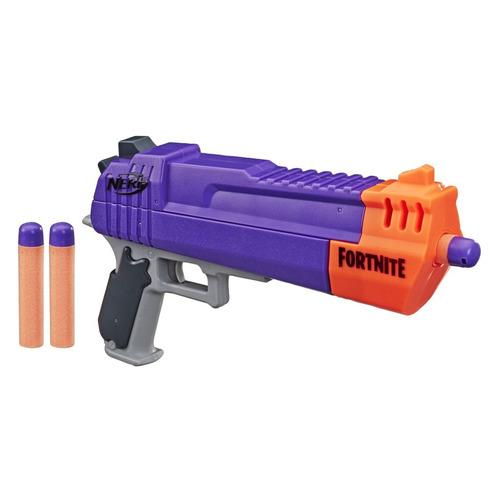Фото - Игрушечное оружие NERF Фортнайт Револьвер [e7515eu4] игрушечное оружие bondibon оружие с мягкими пульками револьвер 2 в 1