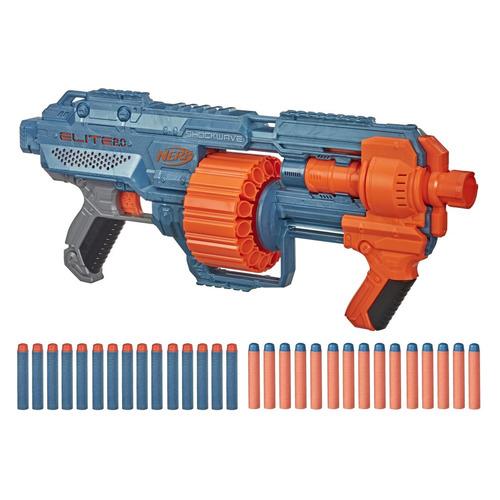 Игрушечное оружие NERF E2.0 Шоквэйв [e9527eu4] игрушечное оружие nerf ультра дорадо [f2018zr0]