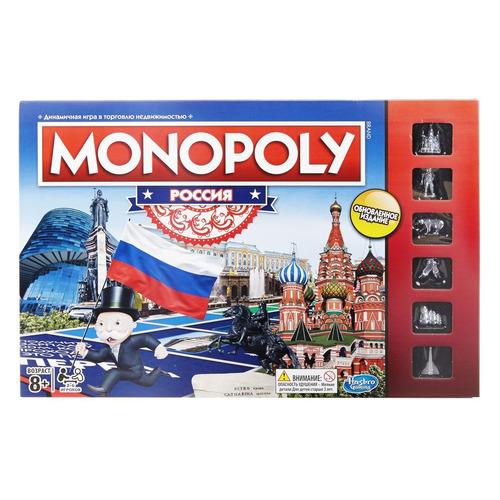Настольная игра Monopoly Монополия Россия [b7512121]