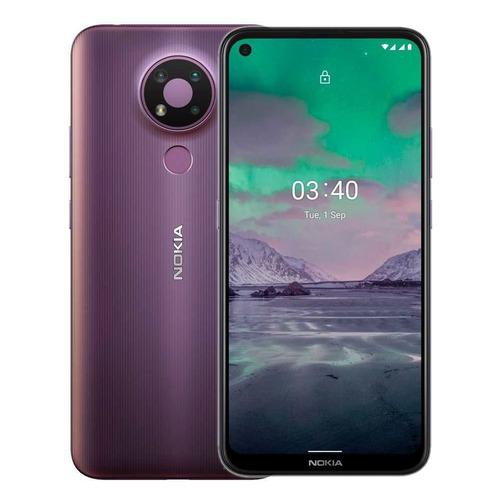 Смартфон NOKIA 3.4 64Gb, пурпурный