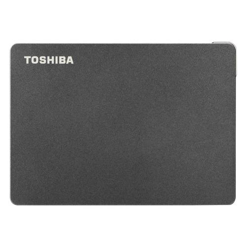 Фото - Внешний жесткий диск TOSHIBA Canvio Gaming HDTX120EK3AA, 2ТБ, черный toshiba canvio advance usb 3 0 2тб hdtc920er3aa красный