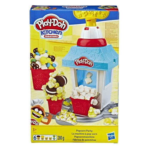 Набор для лепки Play-Doh Попкорн-Вечеринка (E5110EU4)