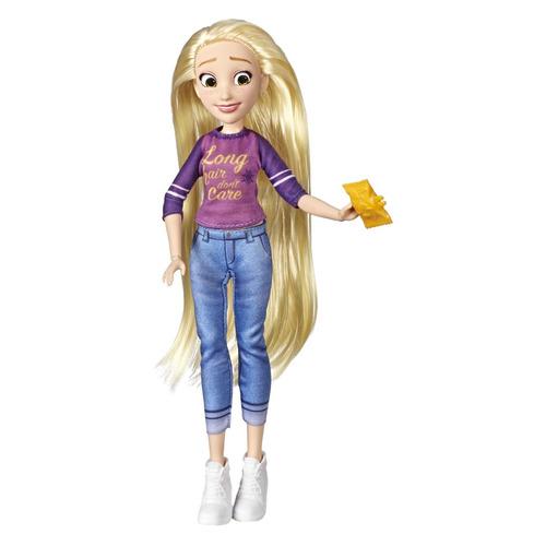 Кукла DISNEY PRINCESS Комфи Рапунцель, 30см [e8402es0]