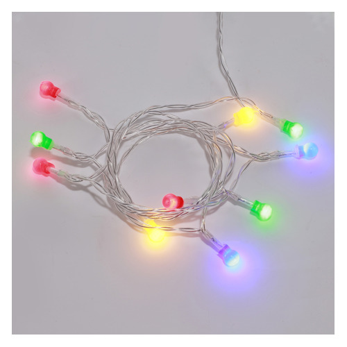 Гирлянда Neon-Night Home Шарики фор.:шарики 10лам. ПВХ/медь (303-092)