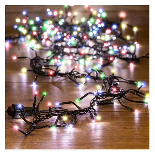 Гирлянда Neon-Night Home Кластер LED фор.:нить 288лам. ПВХ/медь (303-629)