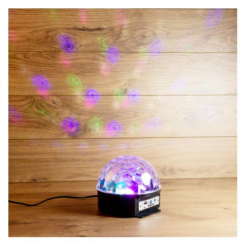 Диско-лампа Neon-Night Home Диско-шар фор.:диско-лампа 6лам. ПВХ/медь (601-257)