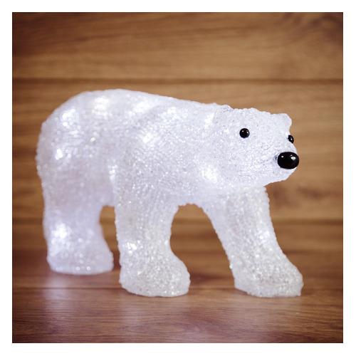 Фигура Neon-Night Home Медведь фор.:медвежонок 24лам. акрил (513-315) фигура neon night home олененок в шарфе фор олененок 24лам акрил 513 314