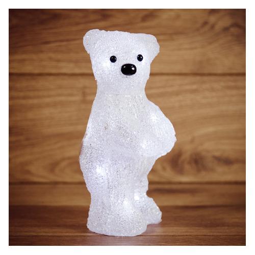 Фигура Neon-Night Home Медвежонок фор.:медвежонок 10лам. акрил (513-311) фигура neon night home олененок в шарфе фор олененок 24лам акрил 513 314