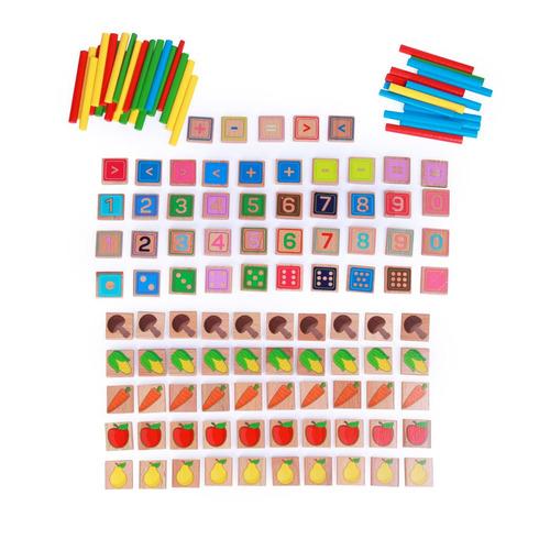 Развивающая игрушка LUCY&LEO Арифметический счет [ll177]
