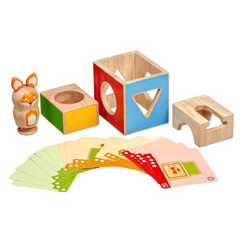 Развивающая игрушка LUCY&LEO Ловкий Лис [ll231]